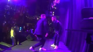 Лучшие танцоры Москвы ожигают в клубе