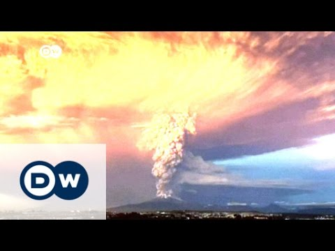 Calbuco ash and smoke sky-high in Chile | Journal