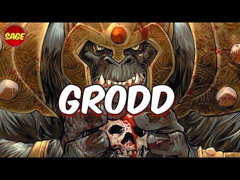 Who is DC Comics Gorilla Grodd? Thinks Caesar is too soft.