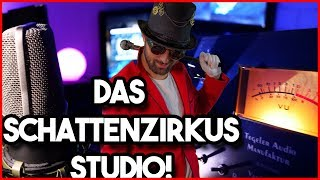 Das SchattenZirkus Studio eröffnet ! High End Creepypastas !