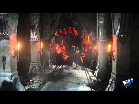 Unreal Engine 4 - GT.TV Elemental Demo Showcase