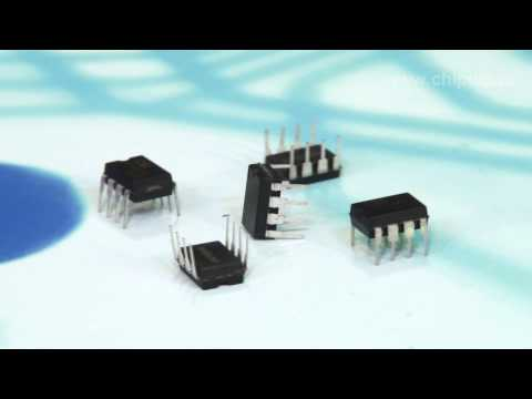 Микросхемы памяти CAT24WC04P
