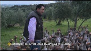 Découvrez le foie gras éthique et biologique