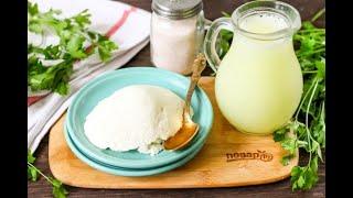 Сыр Рикотта из молока
