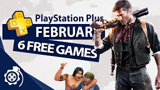 Playstation Plus  Ps+  February 2020