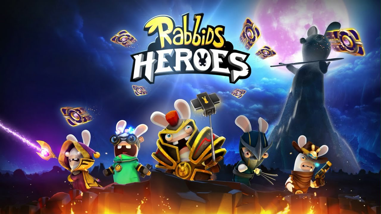 Image result for Rabbids Heroes