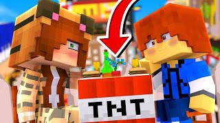 Minecraft Daycare - DATE GONE WRONG !? (Minecraft Roleplay)