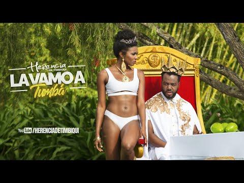 Herencia de Timbiqui  Feat Disney Flow - La Vamo a Tumba (Video Oficial)