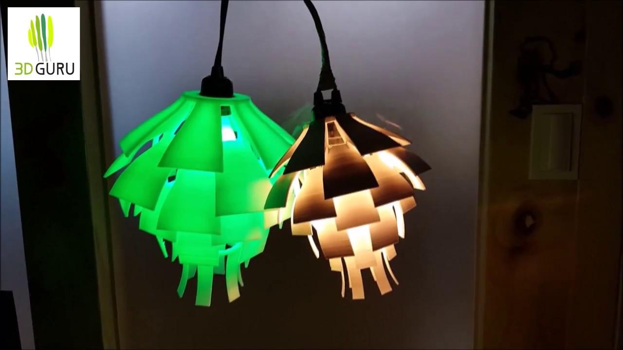 3d printed artichoke light shade 3dartichoke 3d printed artichoke light shade 3dartichoke aloadofball Image collections
