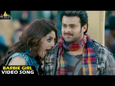 Mirchi Songs | Barbie Girl Video Song | Latest...