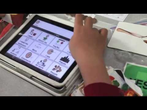 iPads & Autism at Manhattan Childrens Center by Andrew J Parsons 2010