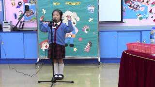 Wing Wing - English Poem Competition - 4 May, 2013