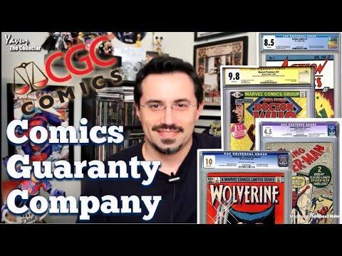 CGC Comics | Çizgi Roman Derecelendirme Şirketi