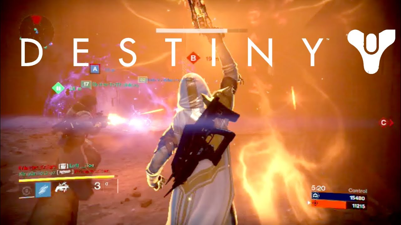 Destiny the best fireteam in history youtube