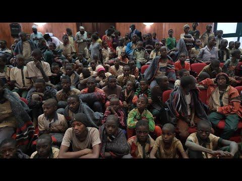نيجيريا: خطف الأطفال والتلاميذ يتحول إلى مصدر رزق في ولايات البلاد الشمالية  - نشر قبل 5 ساعة