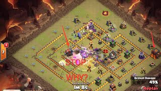 Clash Of Clans: Betrayal By Wall Wrecker