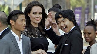 Angelina Jolie's Kids Are Her 'Proudest'Achievement — She Has Big Plans ForTheir Futures