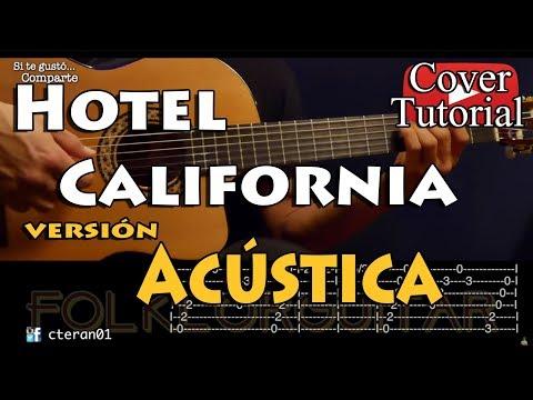 Hotel California - Acústico Parte 1 Tutorial Guitarra