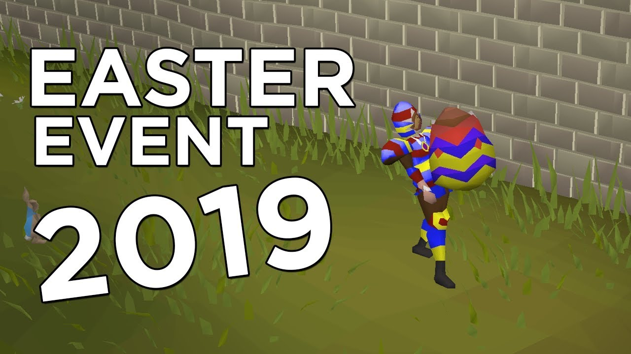 Osrs 2019 Christmas Event OSRS Easter Event 2019 Guide   YouTube