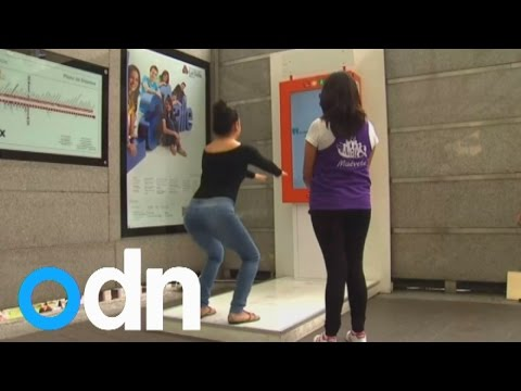 Mexico city offers free travel if users do 10 squats