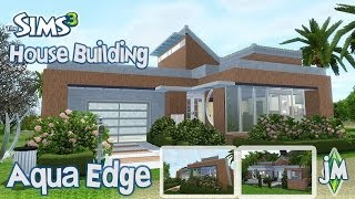 The Sims 3 House Designs - Aqua Edge