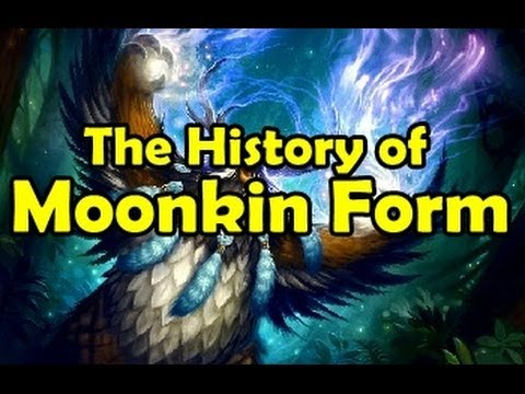The History of Moonkin Form