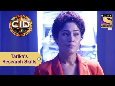Your Favorite Character | Tarika's Research Skills | CID