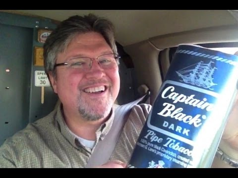 "An Aristocob Review of the new Captain Black ""DARK"""