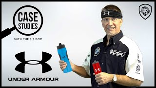 Under Armour's Billion Dollar Question: Is it Game Over or Half Time? A Case Study for Entrepreneurs
