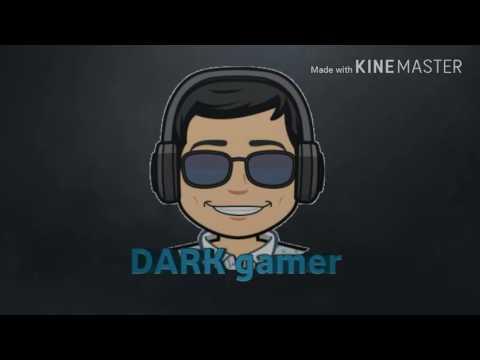 Mon nouveau intro #DARK gamer#