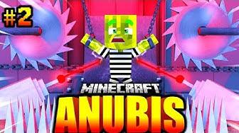 Das 1. EXPERIMENT BEGINNT?! - Minecraft ANUBIS #02 [Deutsch/HD]