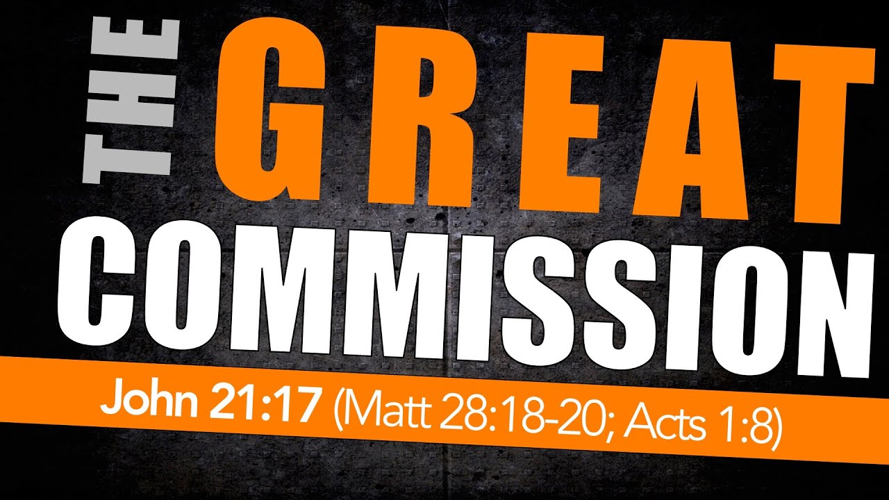 the great commission to worship in Find out more about the current status of the great commission fund (gcf) now the alliance more than 400,000 believers worship in 31 languages in more than 2,000 us alliance churches , with 30,000 alliance churches throughout the world.