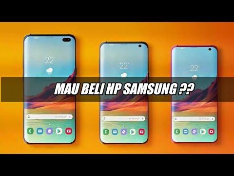 Inilah 5 HP Samsung Terbaik Di Awal 2019 🔥🔥