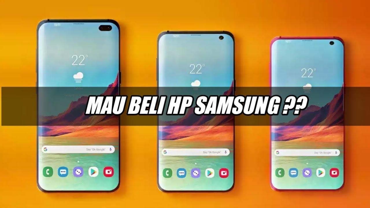 Inilah 5 Hp Samsung Terbaik Di Awal 2019 Youtube