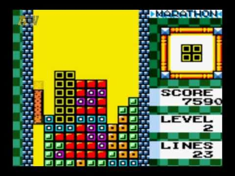 tetris level