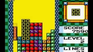 Tetris DX - Marathon Mode (Level 0 To 25)