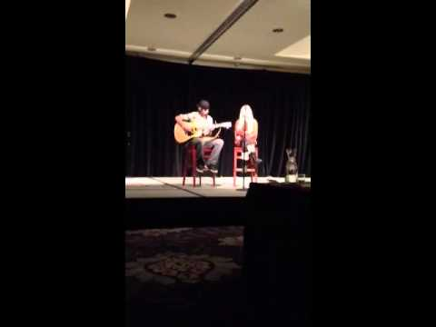 Dying to Live-Edgar Winter (cover by: Natalee Baetens, Nick Baetens on guitar)