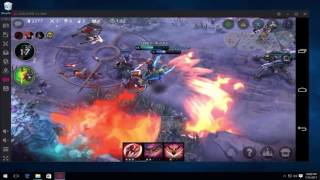 How to Play Vainglory on PC