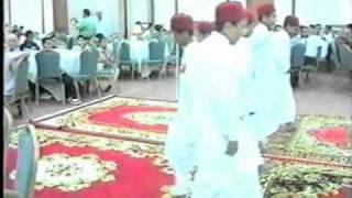 ZAFIN ARAB MUAR 01 رقصة الزفين