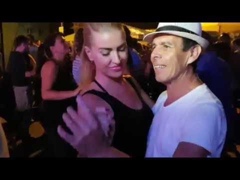 Salsa Tanz am Lendplatz
