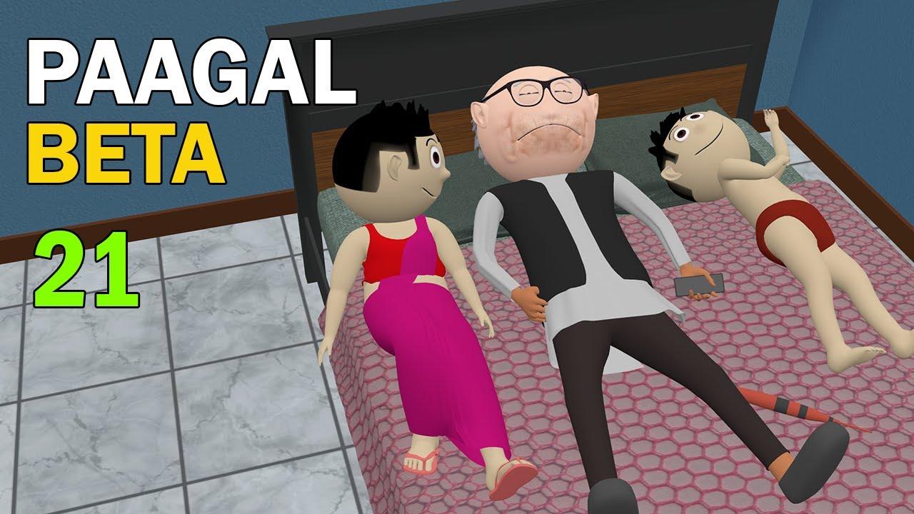 PAAGAL BETA 21 | Jokes | CS Bisht Vines | Desi Comedy Video | School Classroom Jokes
