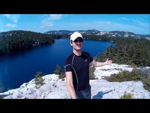 Killarney Provincial Park La Cloche Silhouette Trail 2017