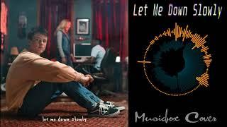 [Music box Cover] Alec Benjamin - Let Me Down Slowly