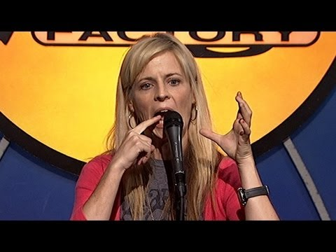 Maria Bamford - Paula Deen (Stand Up Comedy)