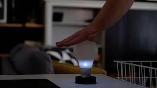 LOOOQS Push lamp