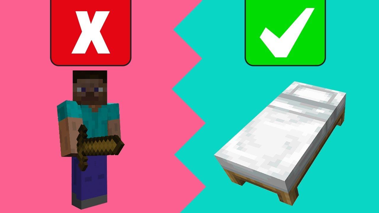 Cómo SOBREVIVIR en Minecraft la PRIMERA noche👻  😨  🧟♀️  Fini Juega❤️  Videojuegos de construcción