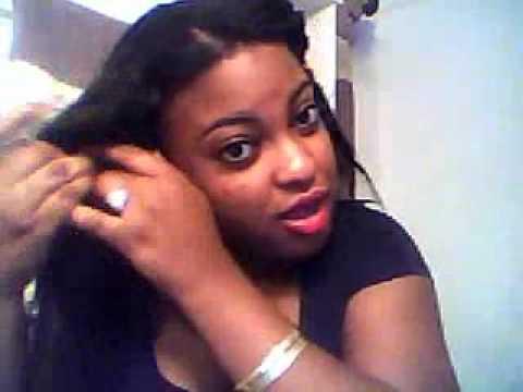 How I Crinkle My Hair A Black Girls Guide Youtube