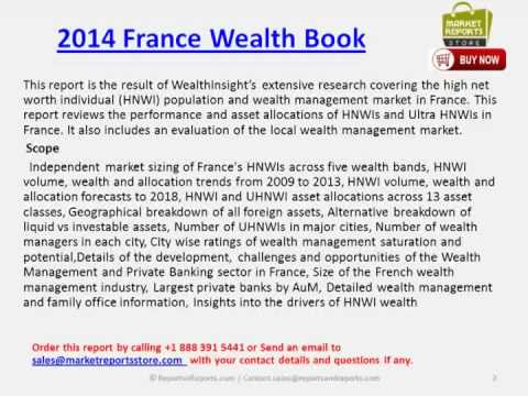 French Wealth Management Market 2014 Challenges & Development