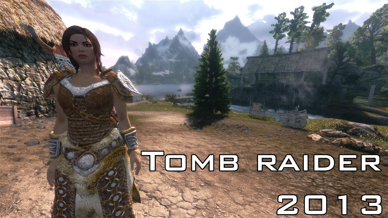 Tomb raider 2013 texmod on steam nsfw gallery