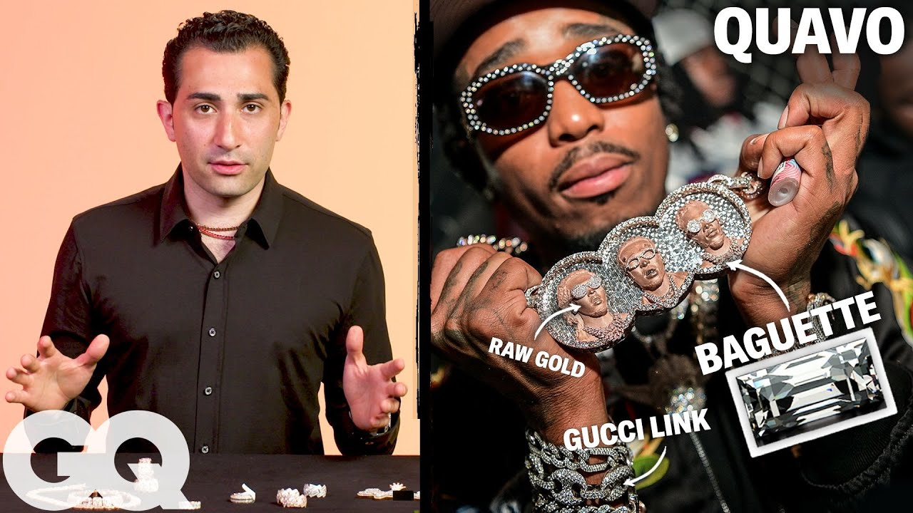 Jewelry Expert Critiques Migos' Jewelry Collection | Fine Points | GQ